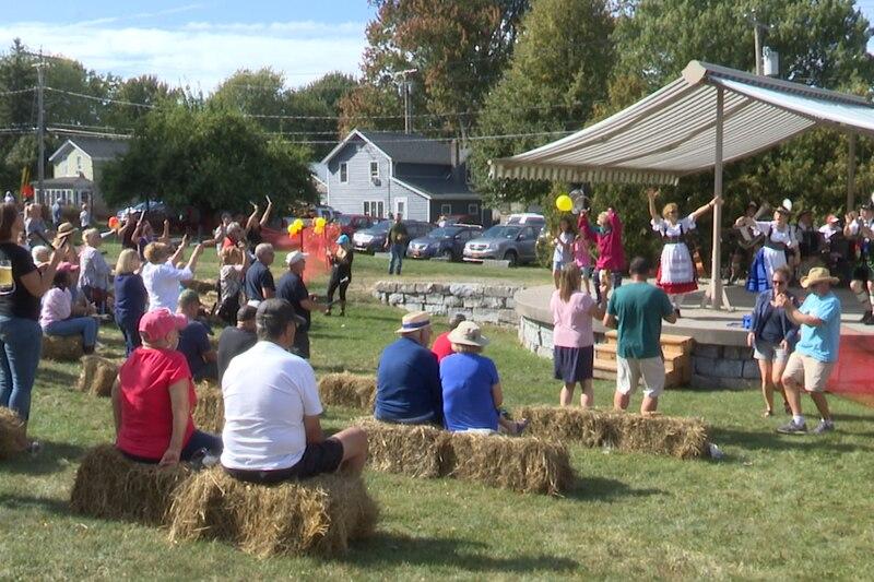 The village of Cape Vincent brought back it's annual Oktoberfest celebration, canceled last...