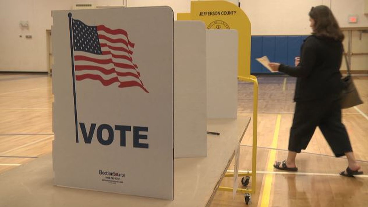 It's the first year of early voting in New York and north country election board commissioners...