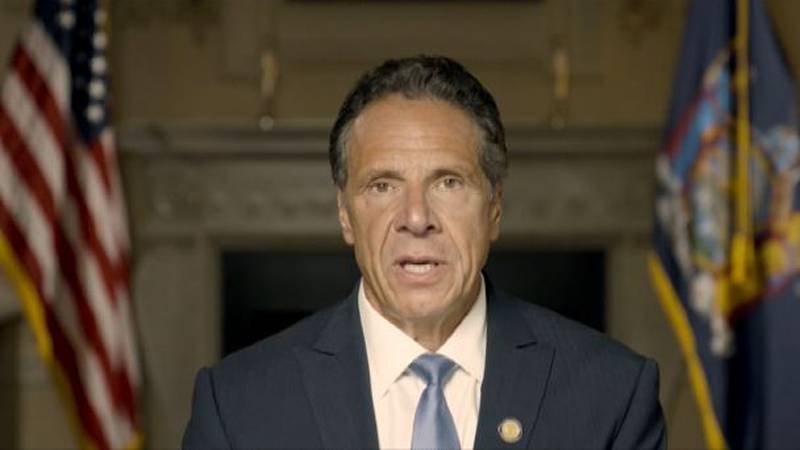 Governor Andrew Cuomo responds to the state Attorney General's sexual harassment report