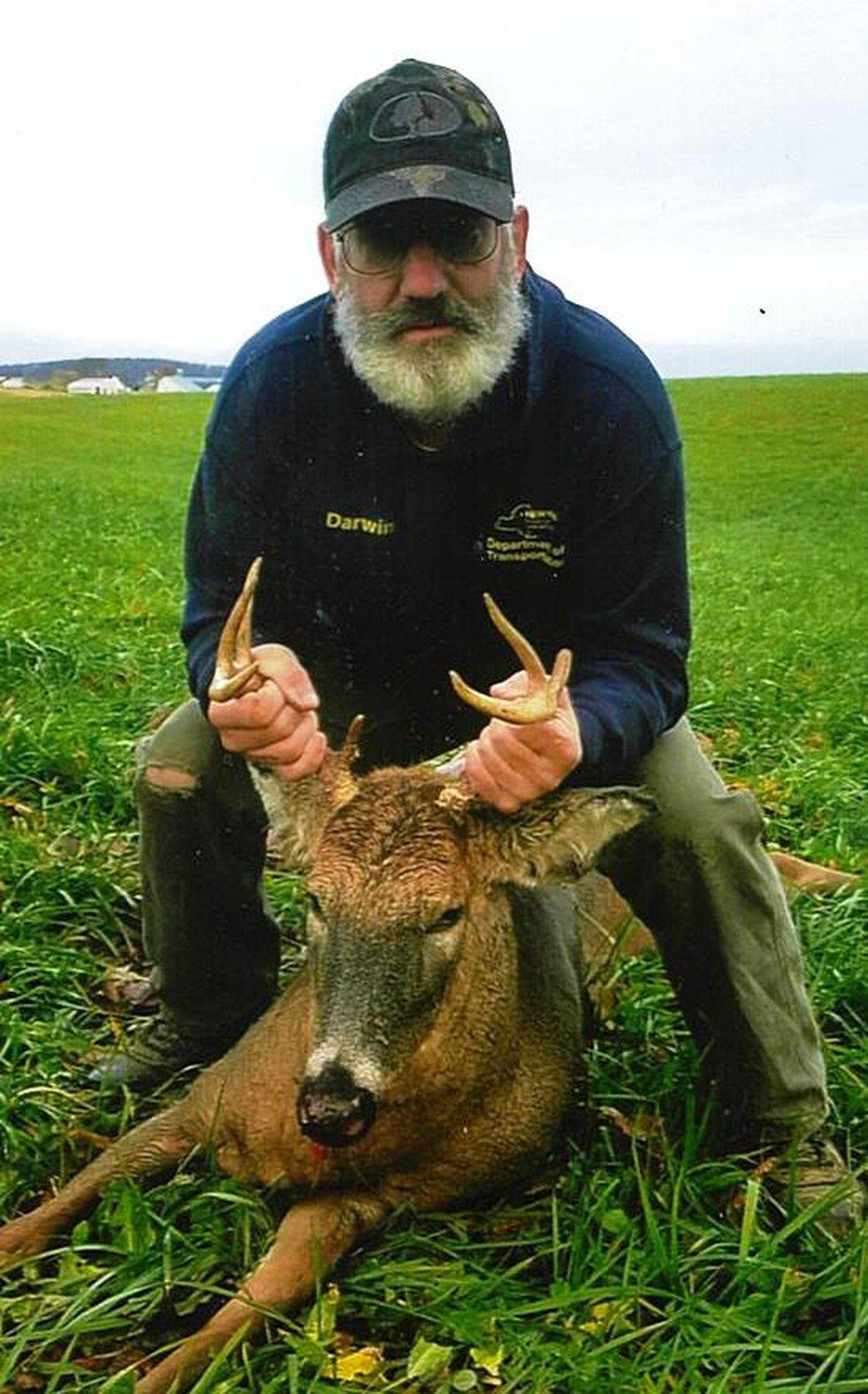 Darwin Richard Roggie, 62, of Second Road, passed away Saturday morning, October 9, 2021 at...