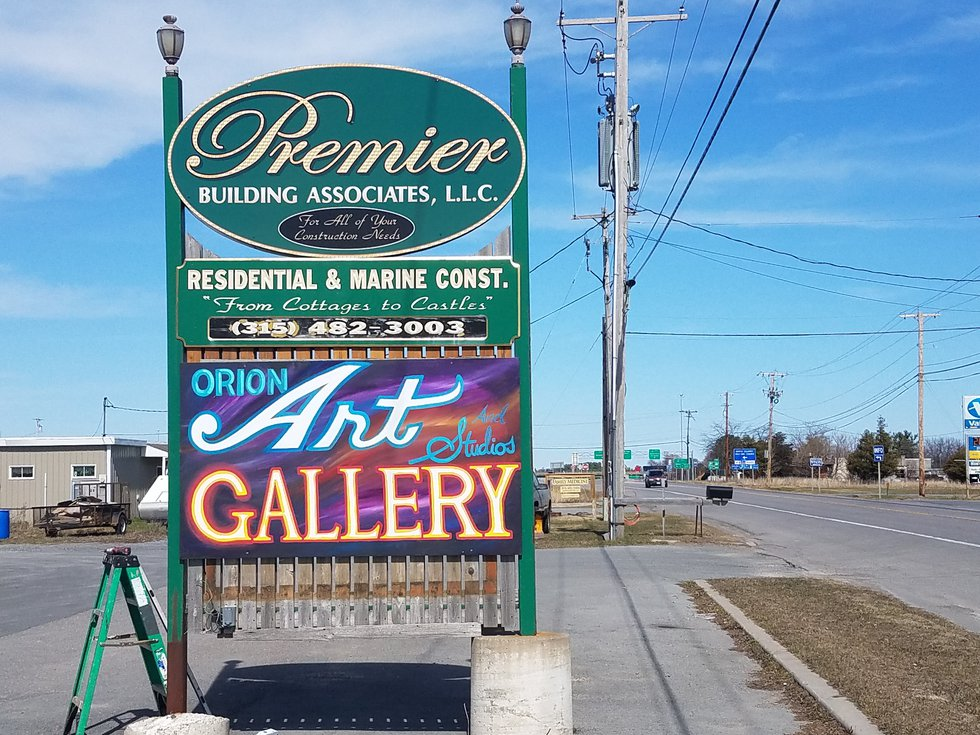 New Gallery Opening May 27