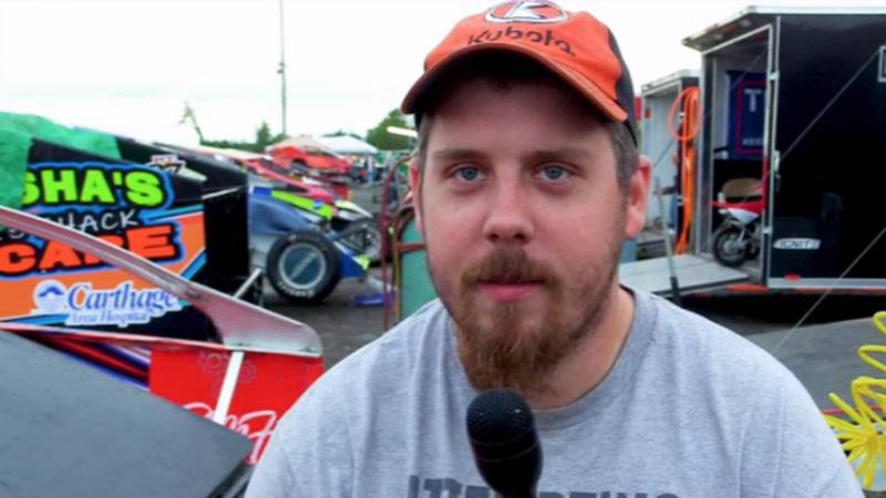 Driver spotlight: Preston Forbes
