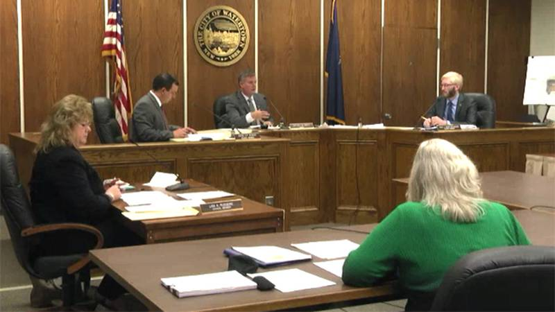 Watertown city council members decided to change zoning in the area where a new dentist office...