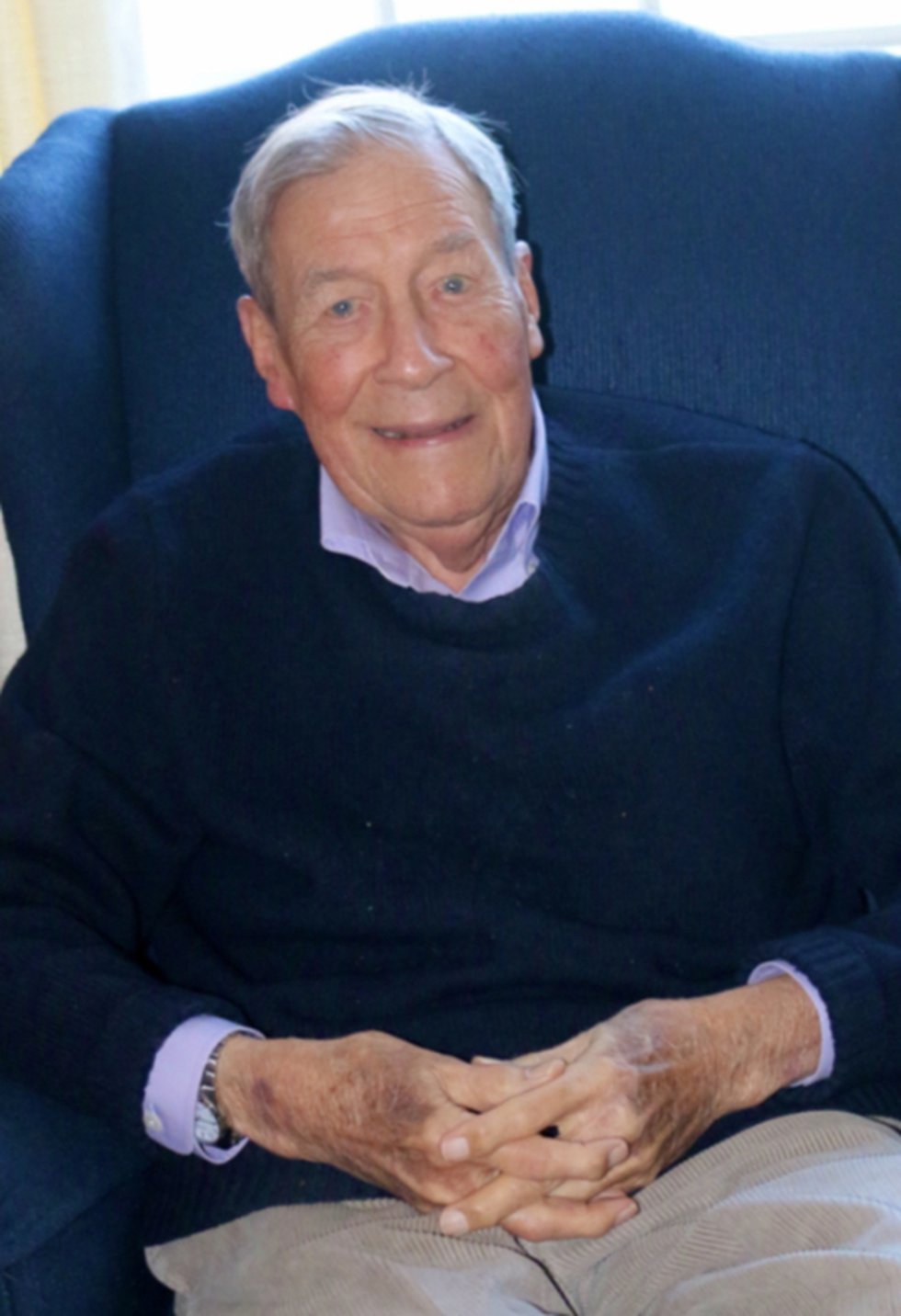 Barry Andrew Carson, 94, passed away on July 7, 2021.