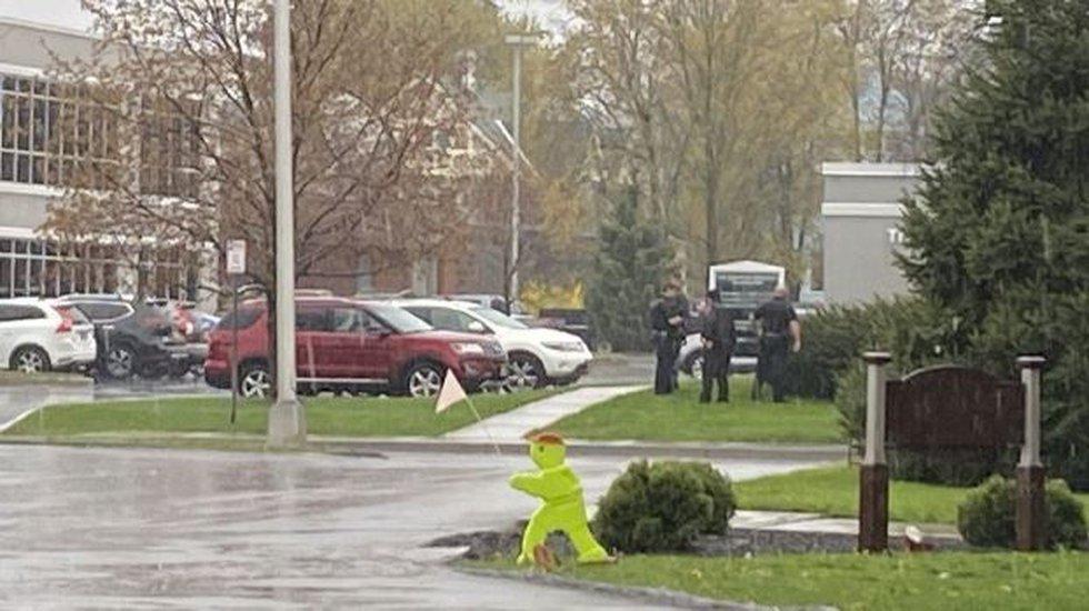 Clinton Street shooting