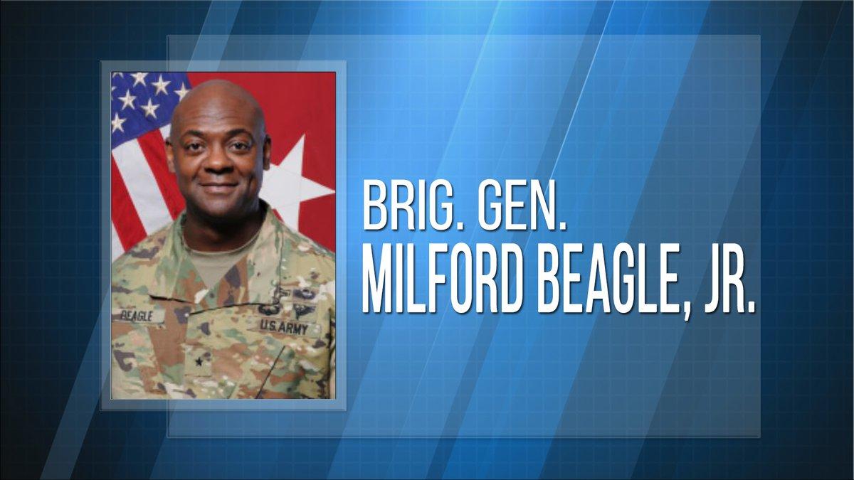 Brigadier General Milford Beagle, Jr.