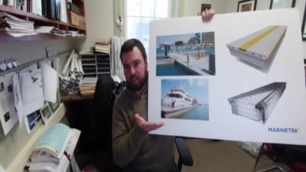 A multi-million grant will help Cape Vincent reenforce its shoreline against future flooding.