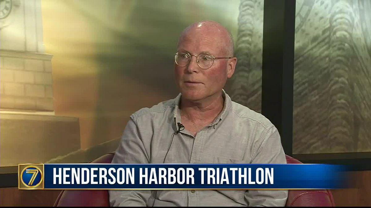 Henderson Harbor Triathlon