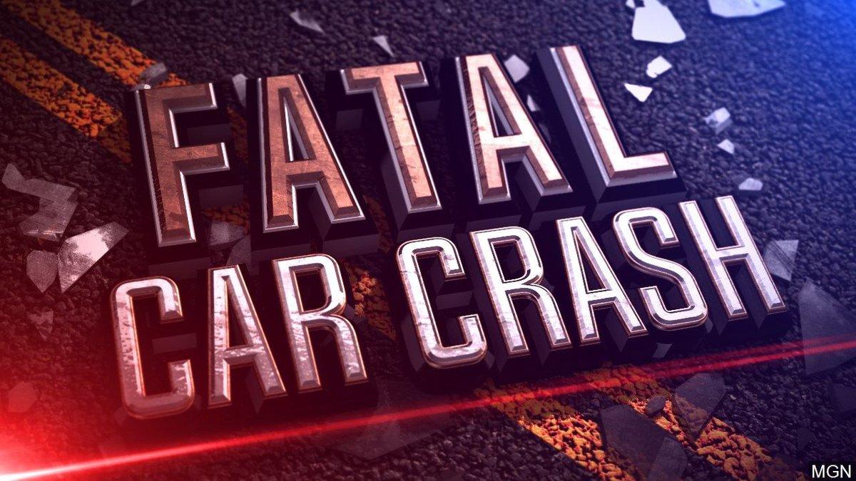 Fatal car crash