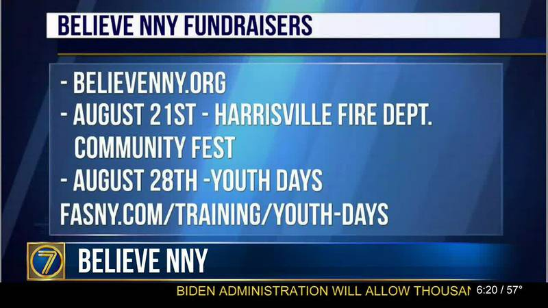 Believe NNY events