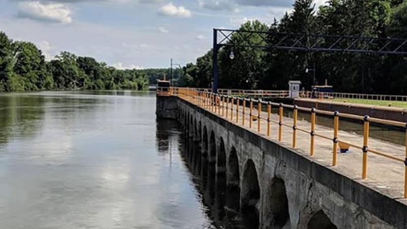 Montzeuma Canal