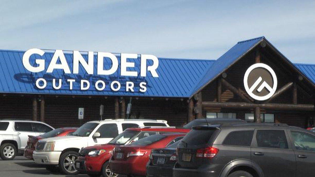 Gander Outdoors at the Salmon Run Mall