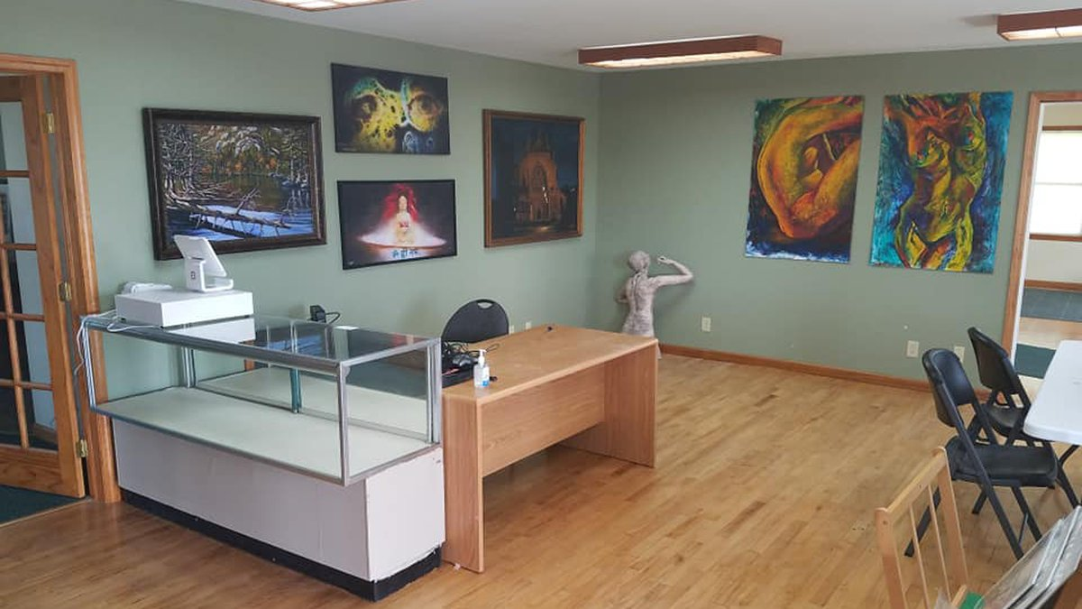 New Gallery Opening
