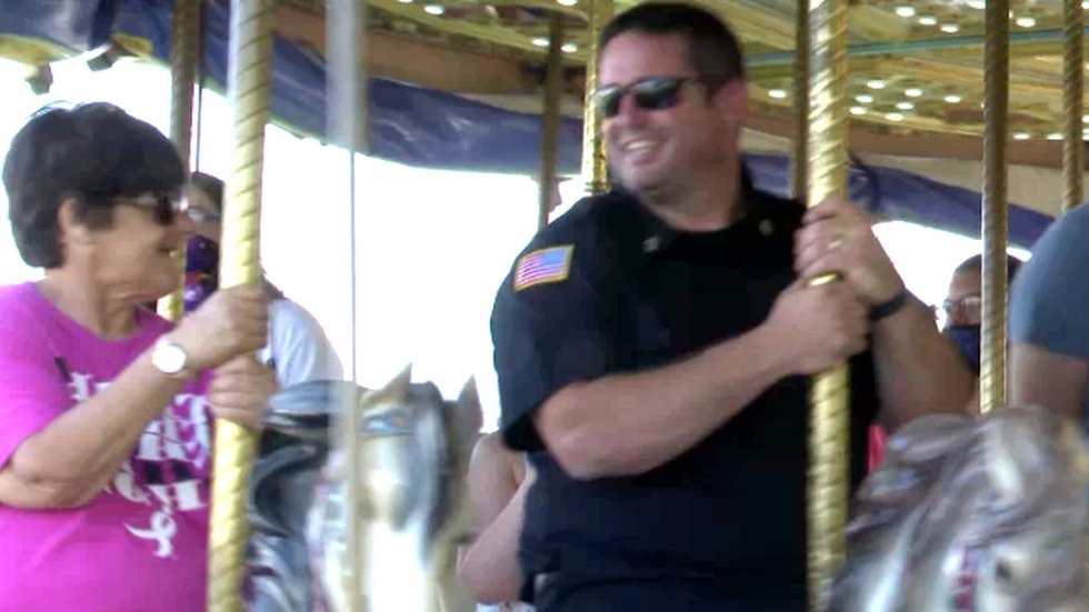 Monsignor McCarthy Night at the Jefferson County Fair is something both DPAO members and...