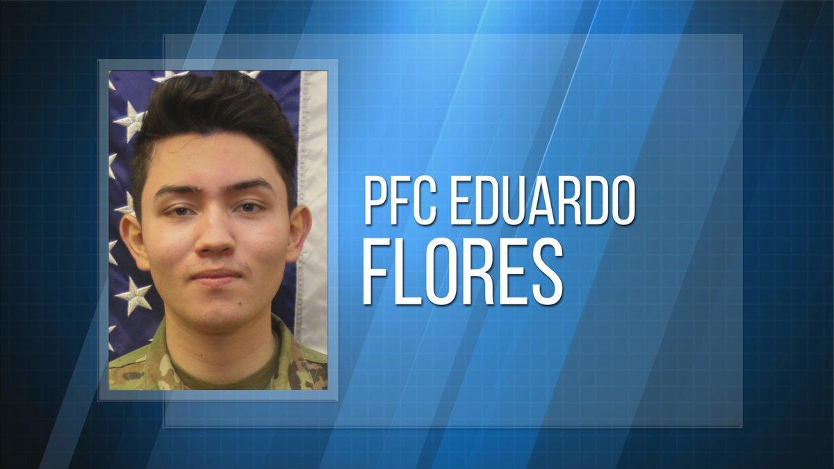 PFC Eduardo Flores