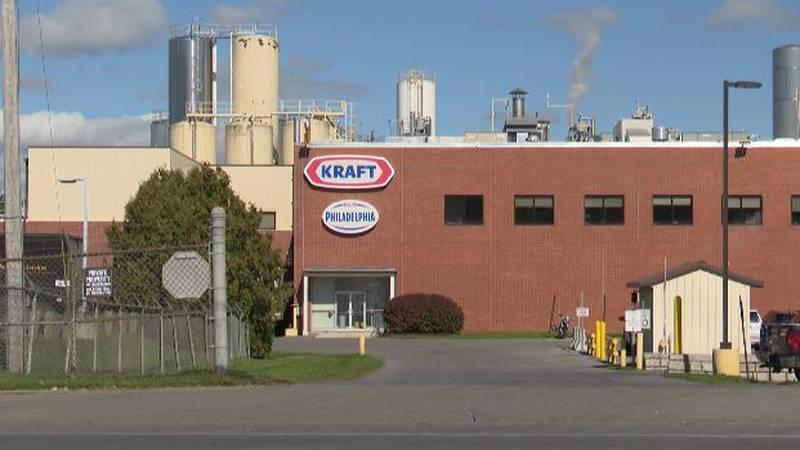 Kraft Heinz plant in Lowville
